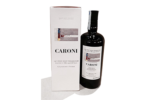 Rhum Caroni 1996 PROOF HEAVY